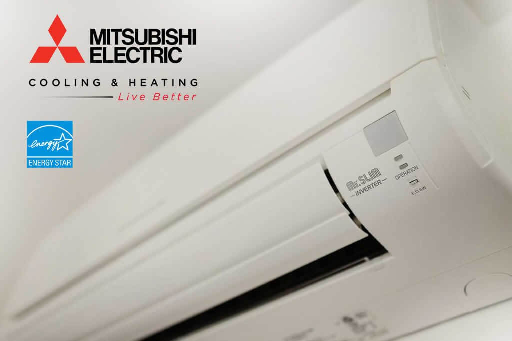 Ductless mini split system